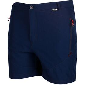 Regatta Highton korte broek Heren blauw